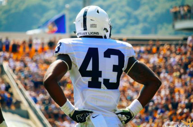 Penn State Football: Manny Bowen Set To Rejoin Nittany Lions